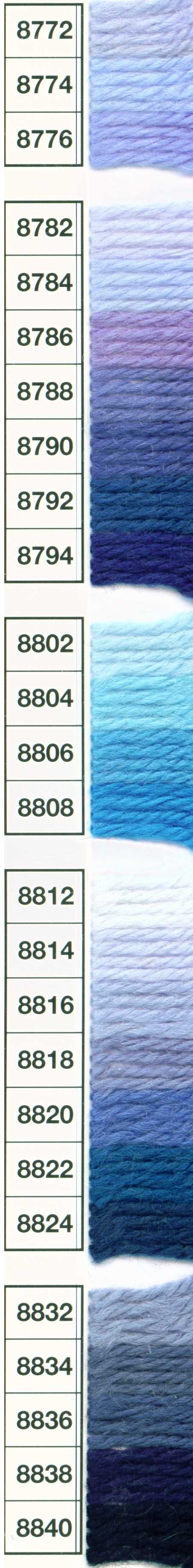 Anchor Tapisserie Wool 8522