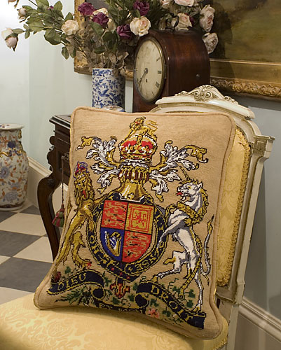 Coat of Arms Tapestry Kit