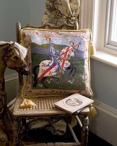 Medieval Knight Tapestry Kit