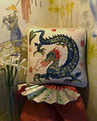 Chinese Dragon Tapestry Kit