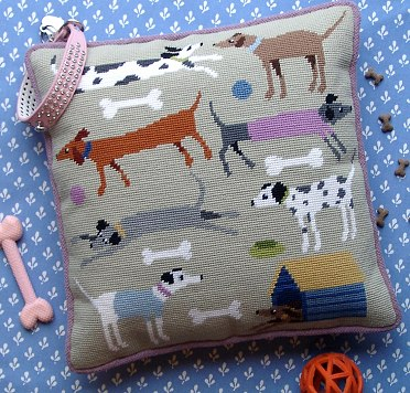 'Doggies' Tapestry Kit