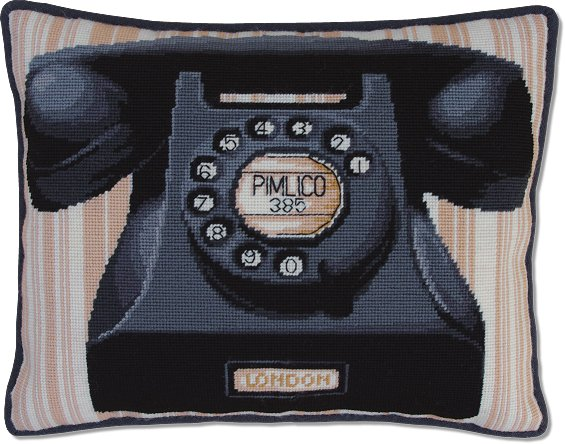 'Bakelite Phone' Tapestry Kit