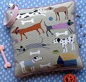 Doggies Tapestry Kit