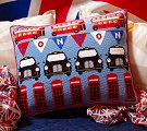 'London' Tapestry Kit