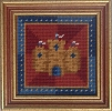 Red Castle minature tapestry kit