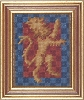 Red Lion minature tapestry kit