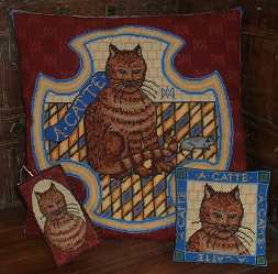 Mary Queen of Scots tapestry collection