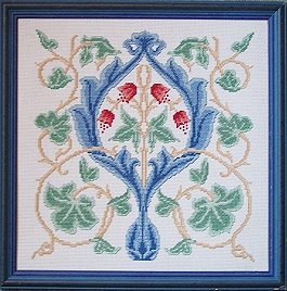 Counted Cross Stitch Kit: Clanfield