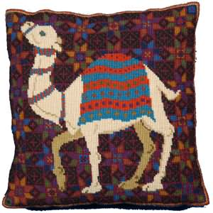 Animal Fayre Camel Tapestry Kit
