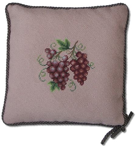 Beverley Trammed Tapestry: Small Grape
