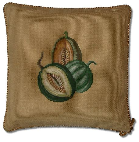 Beverley Trammed Tapestry: Small Melon