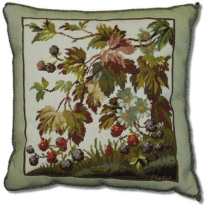 Beverley Trammed Tapestry: 'Autumn Hedgerow' Picture