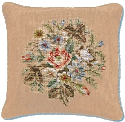 Beverley Trammed Tapestry: Victorian Posy