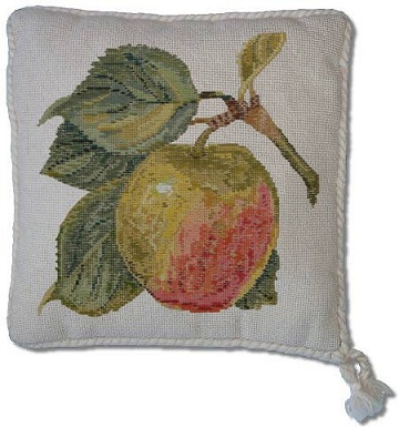 Beverley Trammed Tapestry: Large Apple
