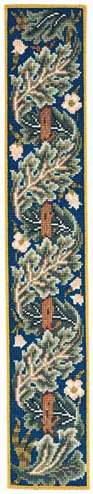 Beth Russell Acanthus Bell Pull Tapestry Kit