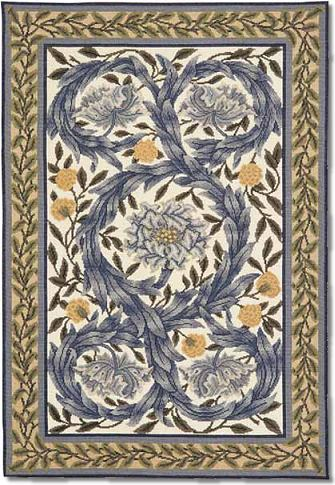 Beth Russell African Marigolds Tapestry Rug Kit