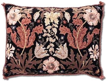 Beth Russell Compton Tapestry Kit - Brown