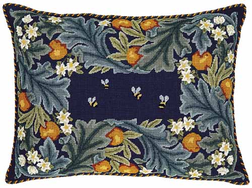 Beth Russell Orange Border Tapestry Kit