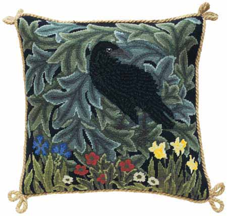 Beth Russell Raven Tapestry Kit