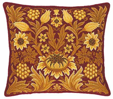 Beth Russell Sunflower 1 Tapestry Kit