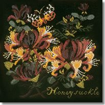 Elizabeth Bradley: Honeysuckle Tapestry Kit