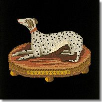 Elizabeth Bradley: The Spotted Dog Tapestry Kit
