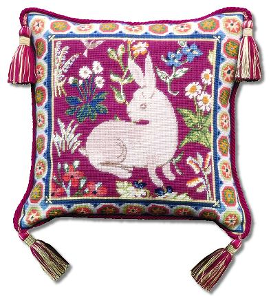 Glorafilia Medieval Rabbit Tapestry Kit