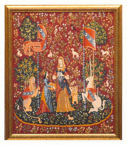 Glorafilia Medieval Picture Tapestry Kit