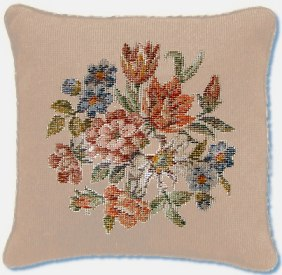 Ivo Tapestries - Victorian Floral Spray