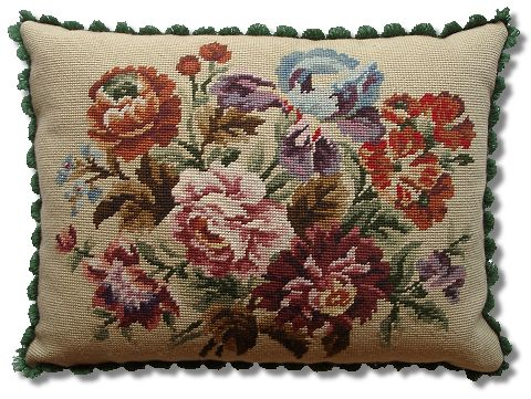 Ivo Tapestries 'Brantwood' Floral Design