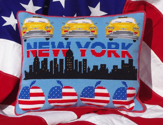 Kirk and Hamilton 'New York': Tapestry Kit