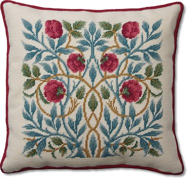 Millennia Designs William Morris 'Rose' Tapestry Kit