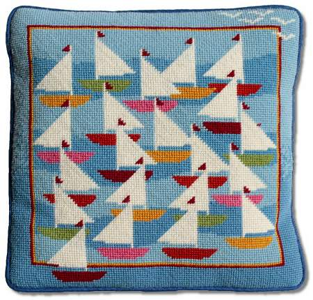 One Off Regatta Tapestry Kit