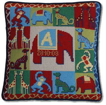 One Off 'Zoo' Tapestry Kit