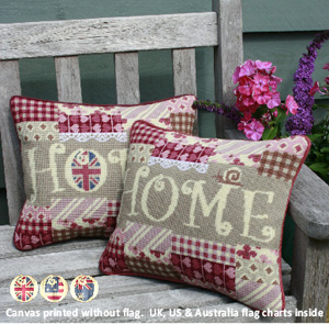 One Off 'Home' Tapestry Kit