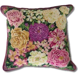 Primavera Rose Garden Tapestry Kit
