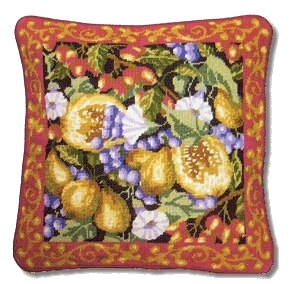 Primavera Harvest of Fruits Tapestry Kit