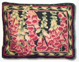 Primavera Foxgloves Tapestry Kit