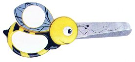 Children's Scissors - Bee